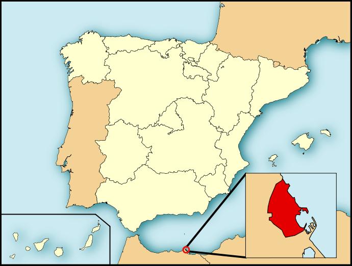 Enclave Melilla