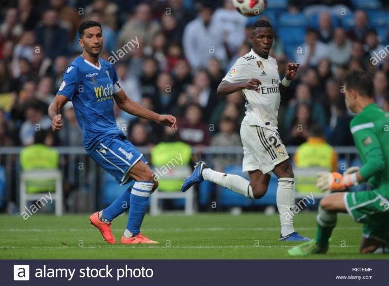 Entradas Real Madrid Melilla Bernabeu