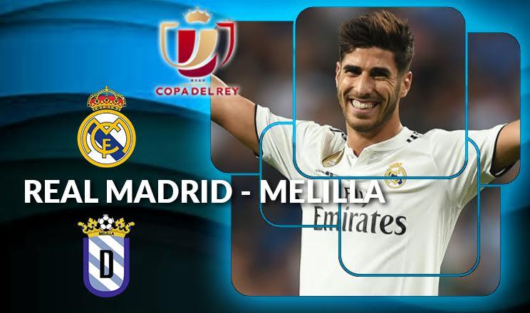 Entradas Real Madrid Melilla Copa Del Rey