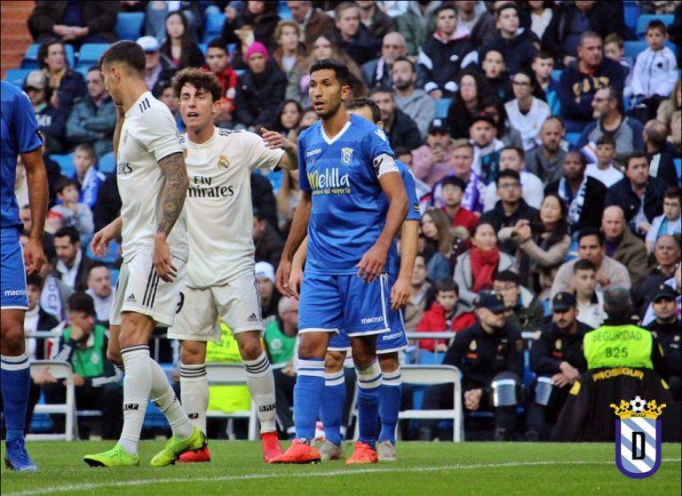 Entradas Real Madrid Ud Melilla