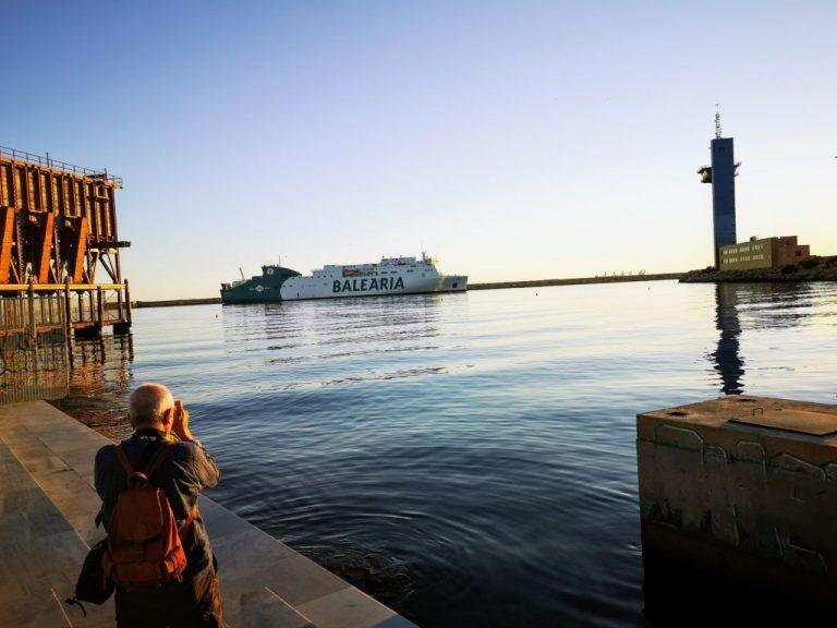 Fast Ferry Almeria Melilla