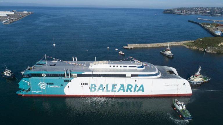 Fast Ferry Melilla