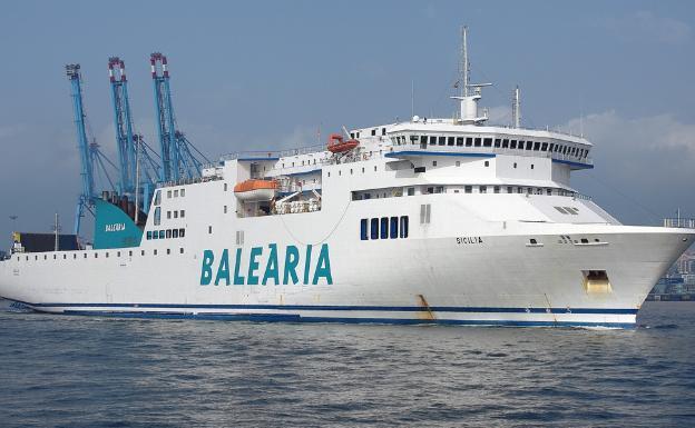Fast Ferry Melilla Malaga