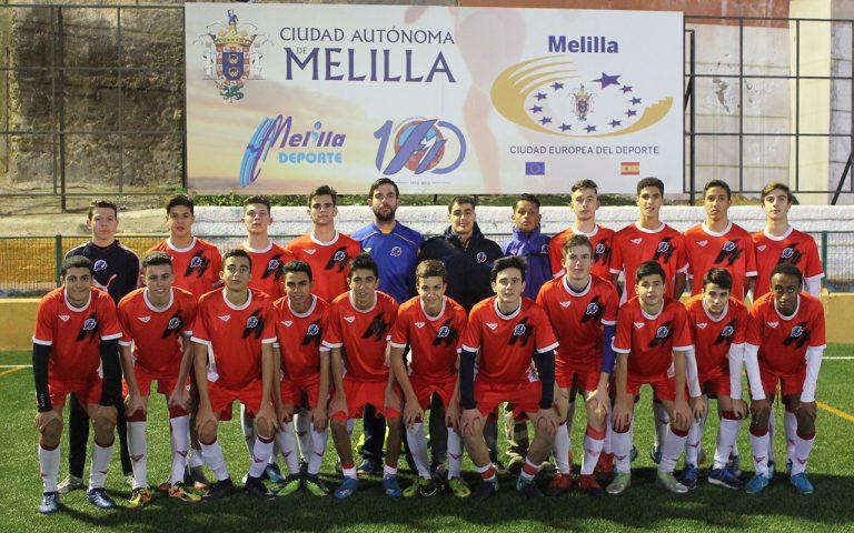 Federacion De Futbol Melilla