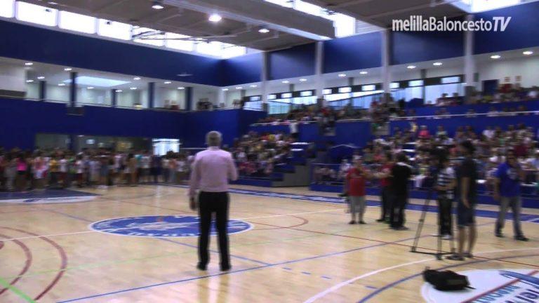 Federacion Melilla Baloncesto