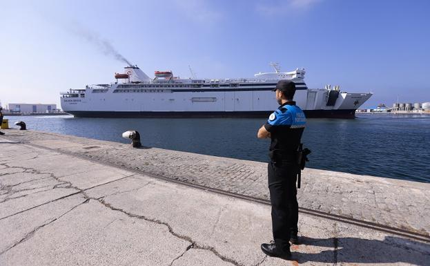 Ferries Motril Melilla
