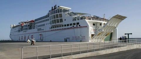 Ferry A Melilla Desde Motril