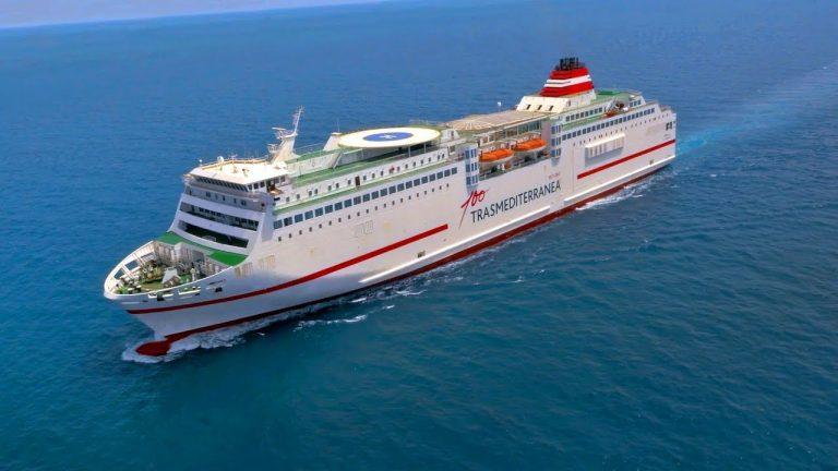 Ferry Algeciras Melilla