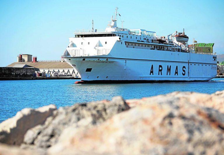 Ferry Almeria Melilla Acciona