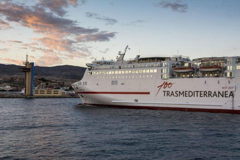 Ferry Almeria Melilla Duracion Viaje