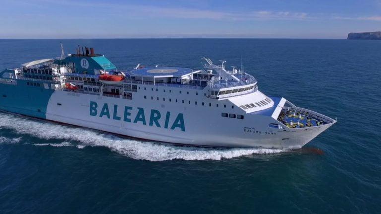 Ferry Almeria Melilla Pas Cher