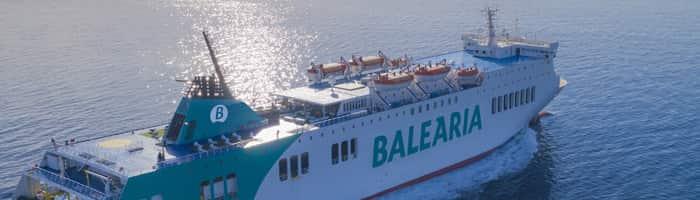 Ferry Barato Almeria Melilla