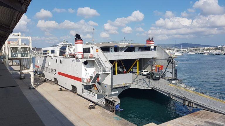 Ferry Ceuta Melilla