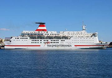 Ferry Malaga Melilla Acciona