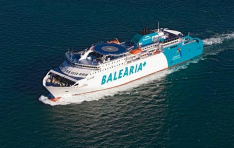 Ferry Malaga Melilla Rapido