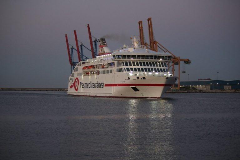 Ferry Malaga Melilla Tiempo