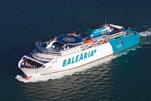 Ferry Malaga Melilla