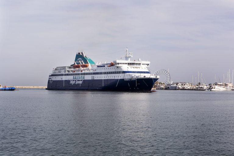 Ferry Melilla Motril Horarios