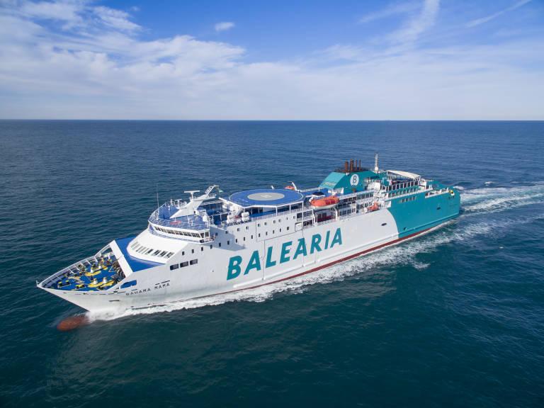 Ferry Valencia Melilla
