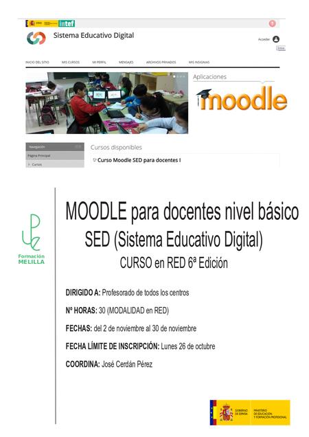 FormacióN Digital En Melilla