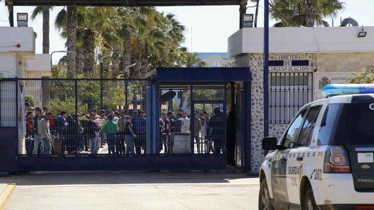 Frontera Ceuta Y Melilla