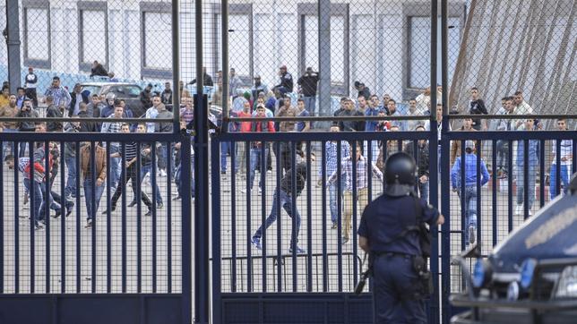 Frontera Melilla Cuando Abre