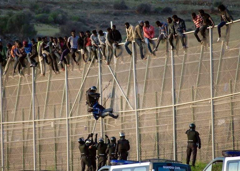 Fronteras De Melilla