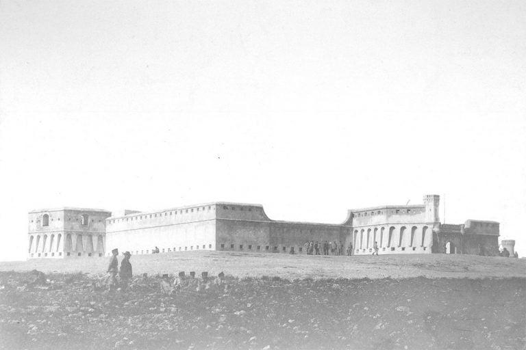 Fuerte De Rostrogordo Melilla