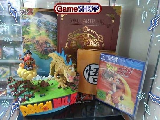 Gameshop Melilla