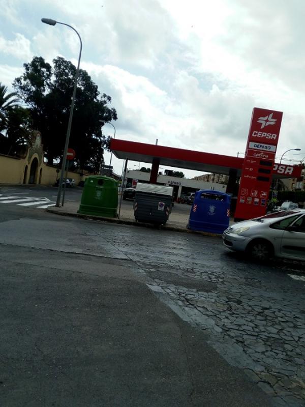 Gasolinera De Guardia Melilla 2018