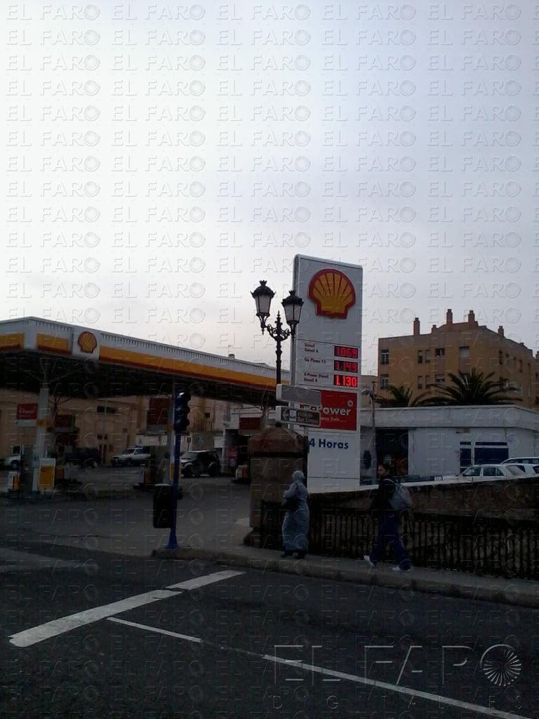 Gasolineras En Melilla
