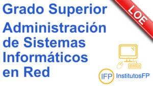 Grado Superior Informatica Melilla
