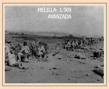 Guerra De EspañA En Melilla Africa