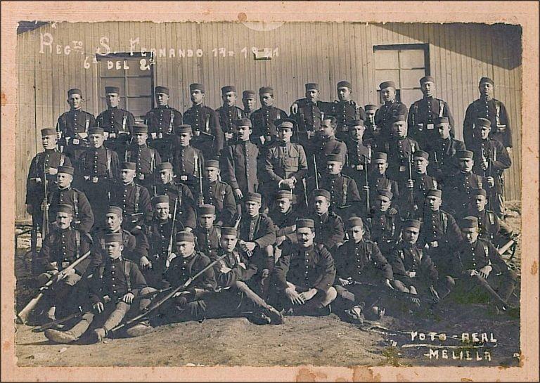 Guerra De Melilla 1921