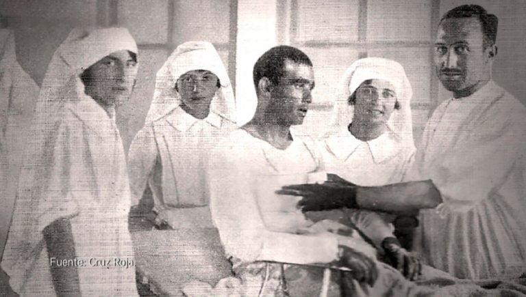 Guerra De Melilla Damas Enfermeras