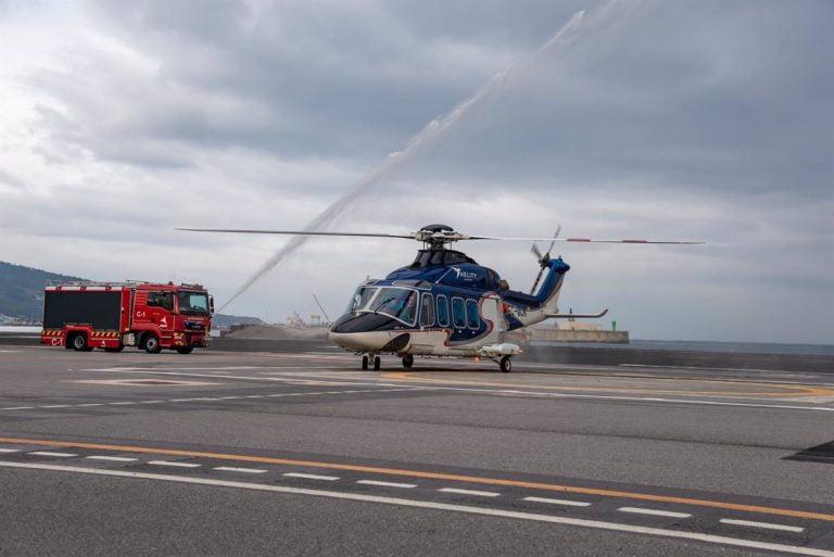 Helicoptero Ceuta Melilla Precio