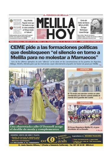 Hemeroteca Melilla Hoy