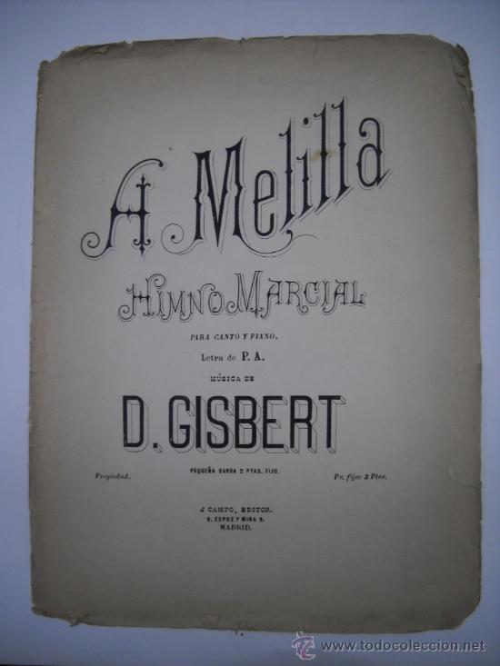 Himno De Melilla