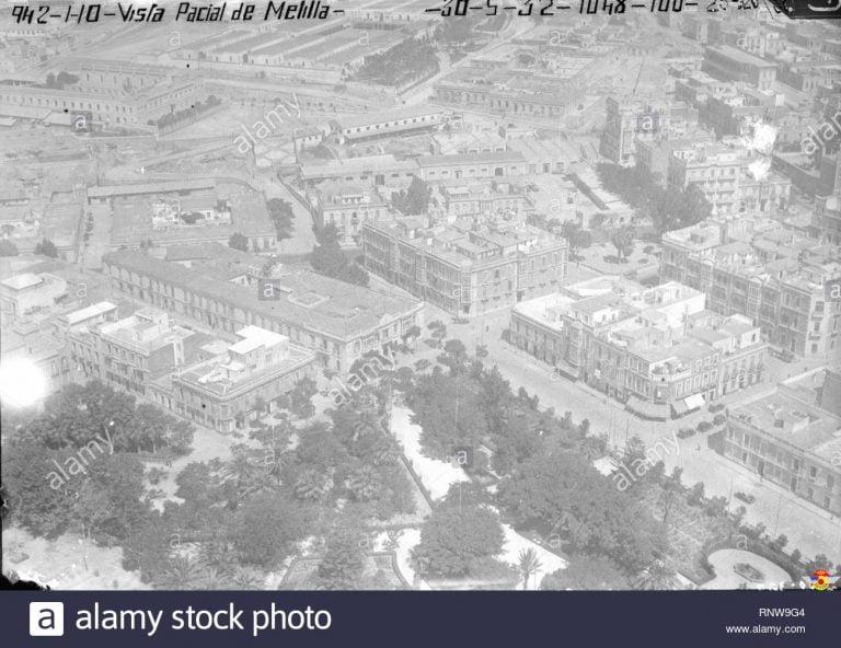 Historia De Melilla EspañA
