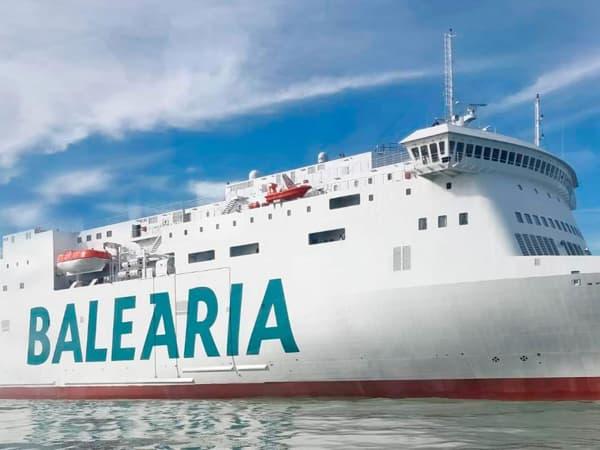 Horario Balearia Melilla Malaga
