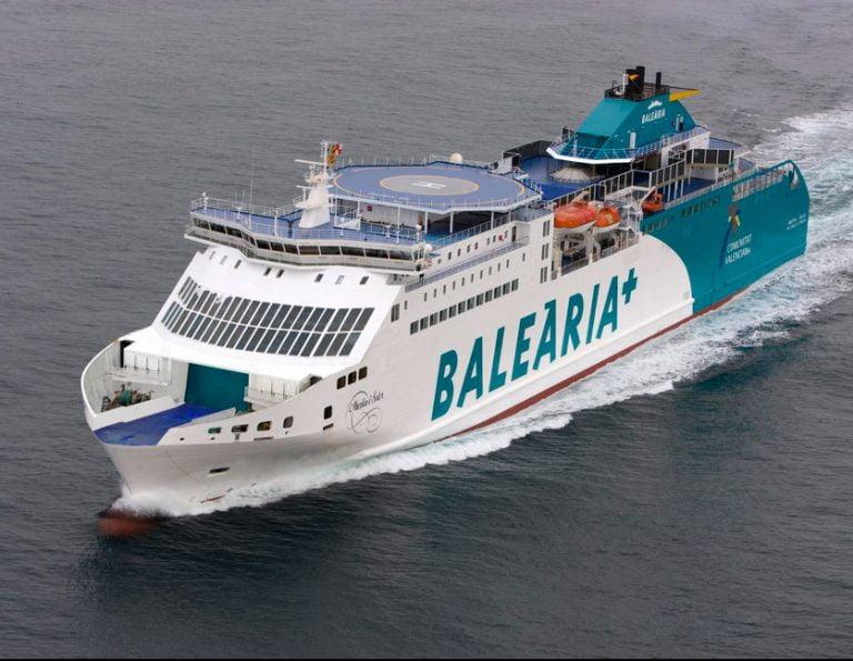 Horario Barco Malaga Melilla Balearia