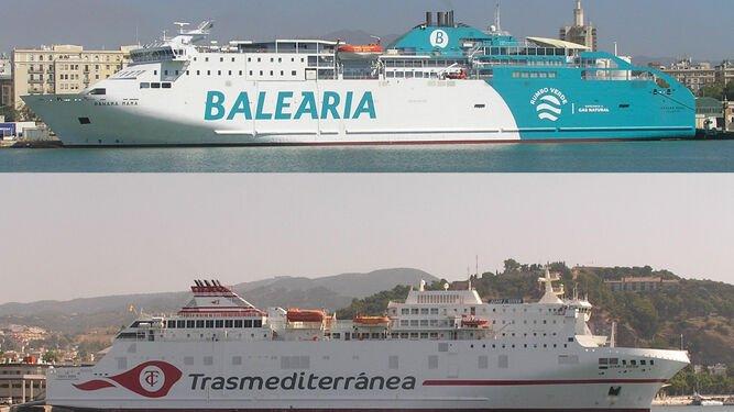 Horario Barcos Melilla