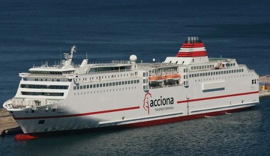 Horario De Barco Rapido Malaga Melilla