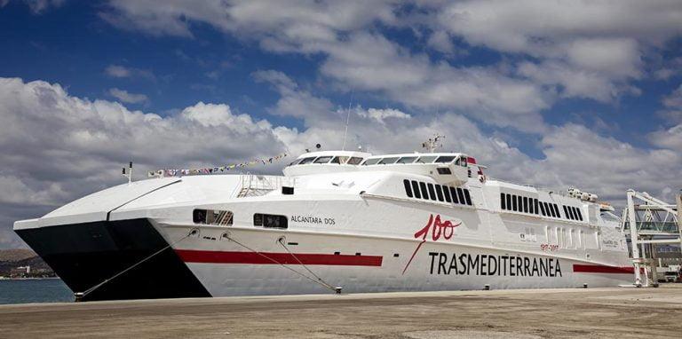 Horario Ferry Malaga Melilla