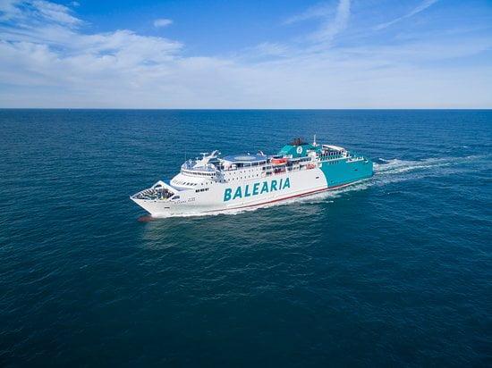 Horario Ferry Malaga Melilla Acciona
