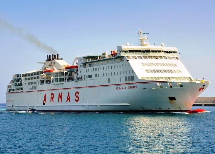 Horario Ferry Melilla Almeria