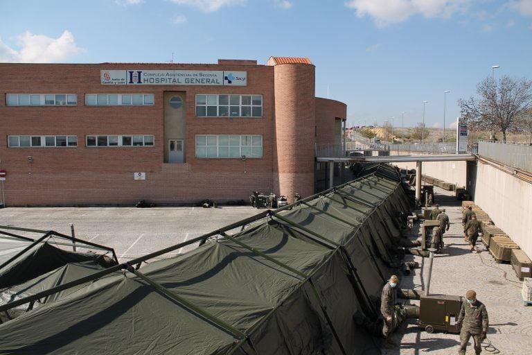 Hospital Militar Melilla