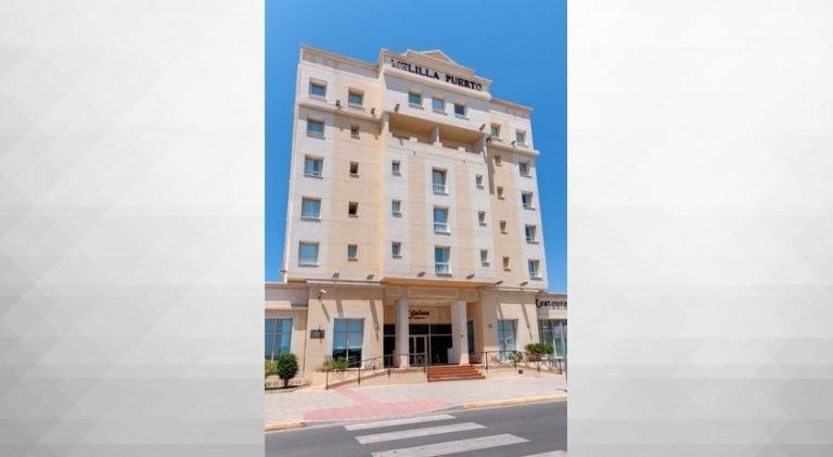 Hotel Tryp Melia Melilla