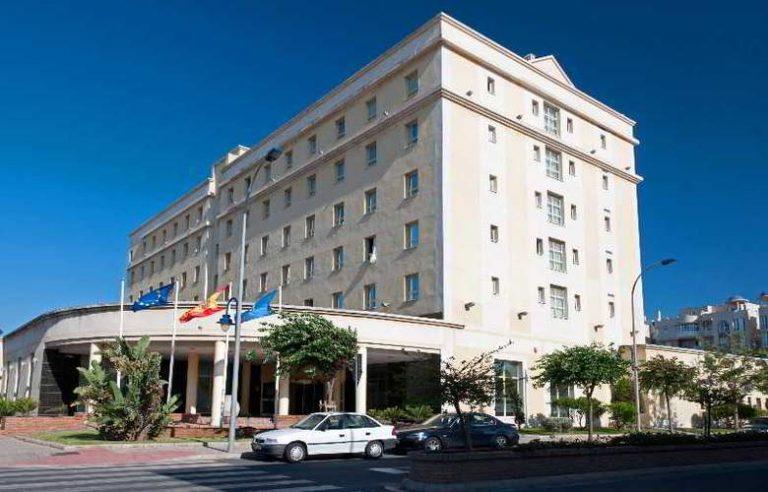 Hotel Tryp Melilla Puerto Telefono