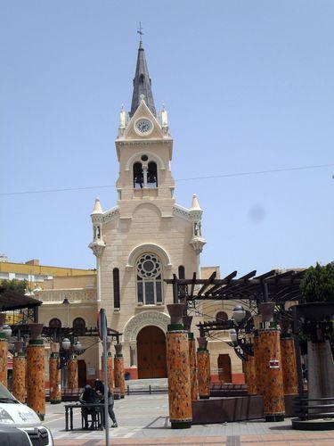 Iglesia Sagrado Corazon Melilla